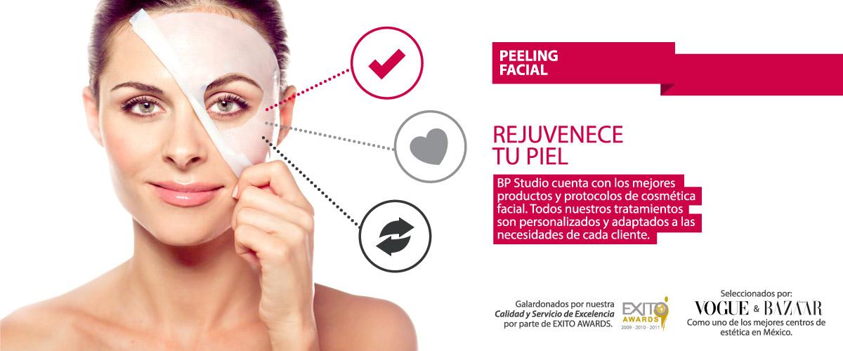 Peeling facial profesional en santa fe - Agencias de limpieza barcelona ...