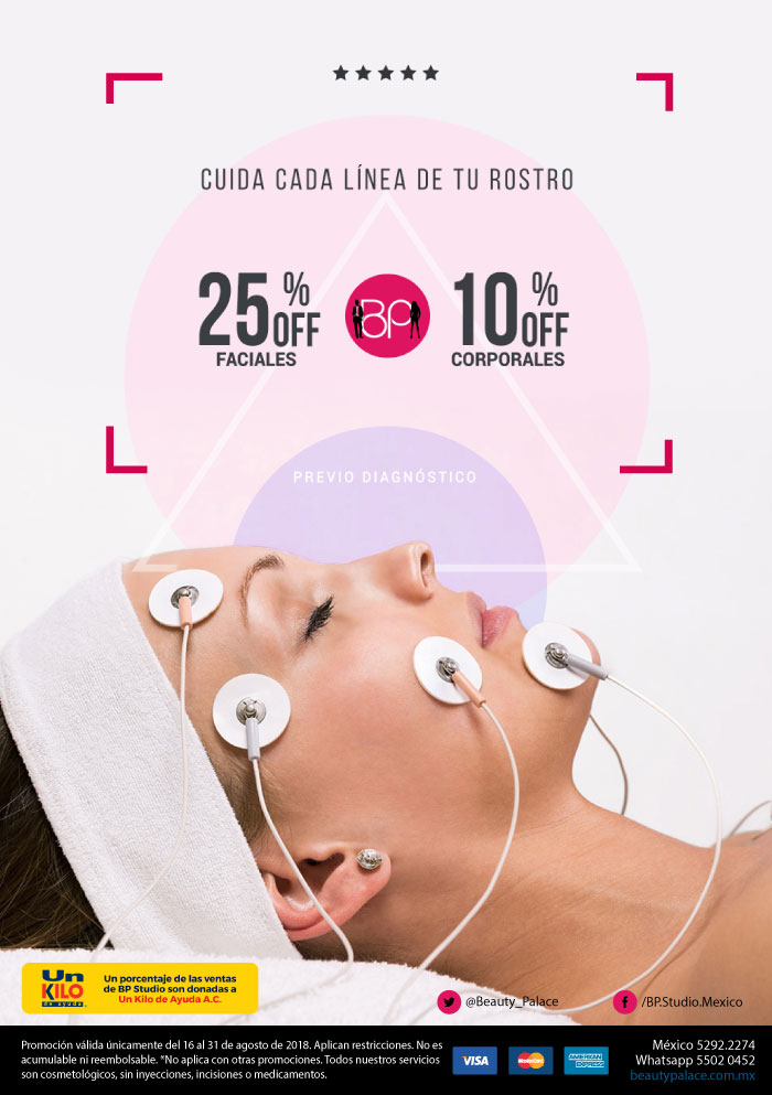 promociones Beauty Palace